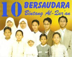 10-bersaudara-bintang-al-quran-a